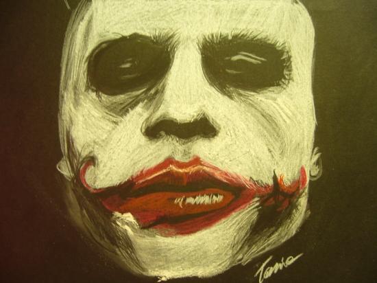 Heath Ledger por Taniou